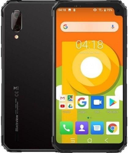 Preču katalogs :: Telefoni :: Mobilie telefoni :: Mobilie telefoni Blackview :: Viedtālrunis Blackview BV6100 3/16GB DS Gray